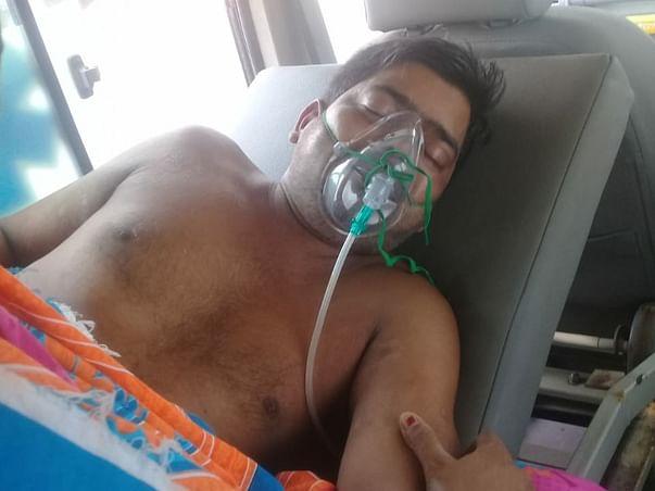 Help Bharat Jena fight Against covid-19 pls Help🙏🙏