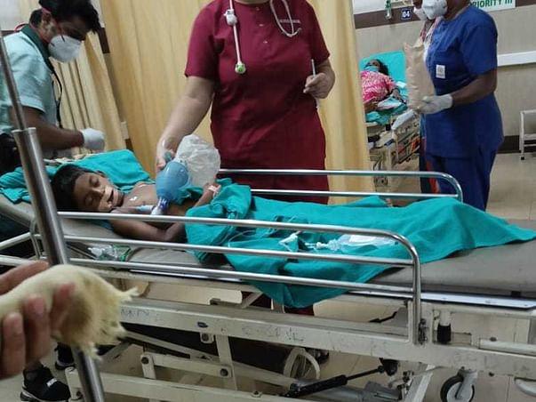 Help for Shahbuddin's treatment