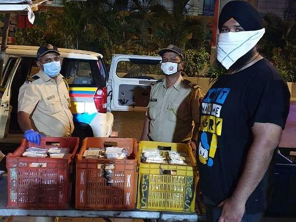 Support GURUDWARA 4 BUNGALOWS MUMBAI to serve GroceryKits to the needy