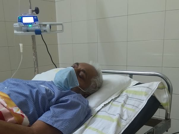 Help My father Shree Chhote Lal to Fight Post Covid-19 Septicemia