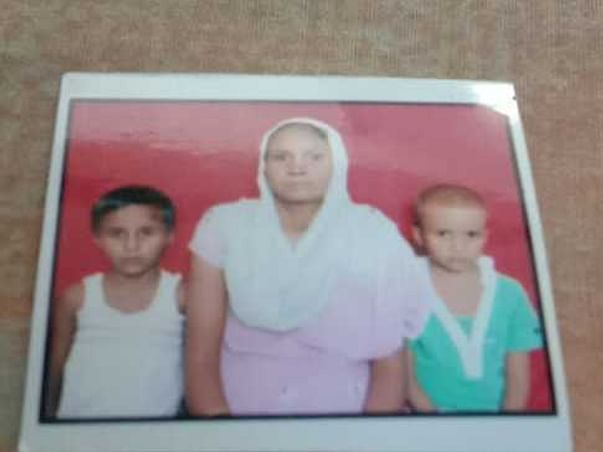 Help Aasha Provide For Her Two Children