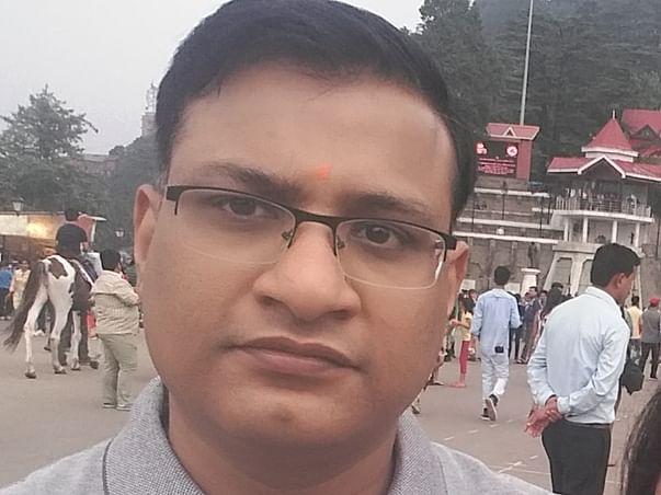 In loving memory of the departed soul, Rohit Gupta