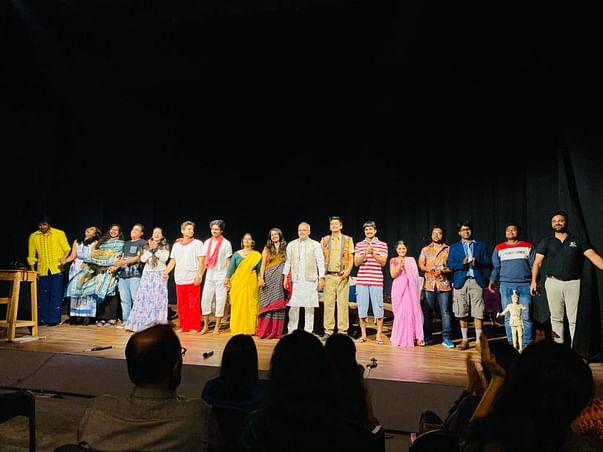 Save Rangbhoomi Cultural Space