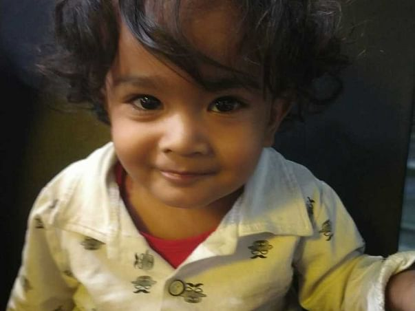 19 month old Aaron needs your help to recover from Sensorineural Hearing Loss