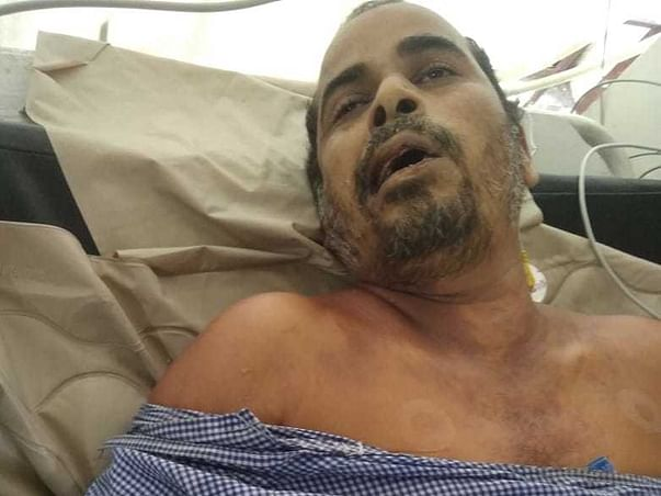 Please help my uncle's family to fight against COVID 19