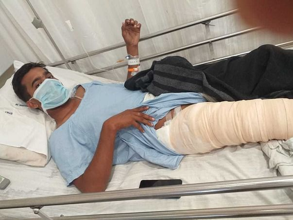 Support Debasish Panigrahi To Recover From Hip Replacement Operation