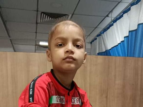 Support Kabir 7yrs Old To Recover From Osteosarcoma
