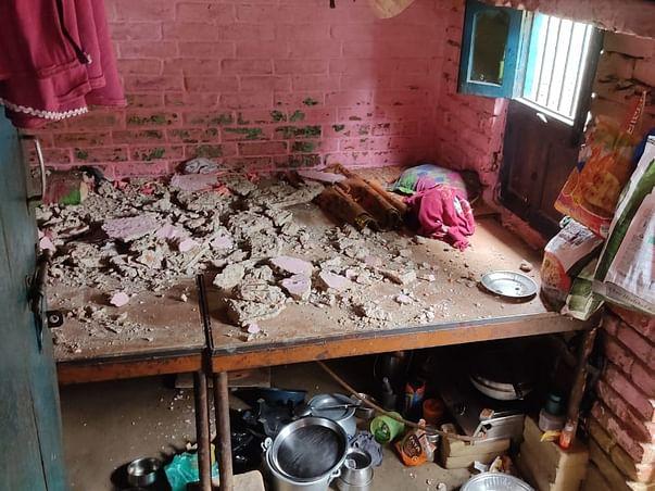 Help Sangeeta & Parvati Build Her Home