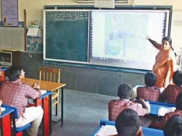Help Poor Teachers And Non-Teaching Staff