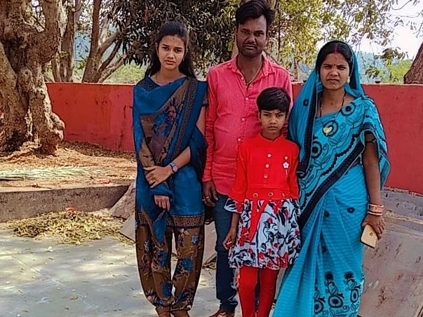 Help Pramod Rout, Security Guard's Daughters