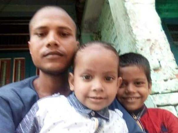 Help Sonam and her three children's survival after husband's death