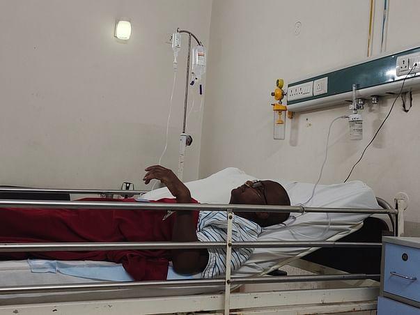 Help My Husband Deepak Barla Recover From Covid-19