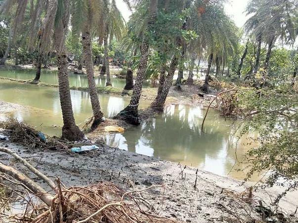 Stand For Sagar Island