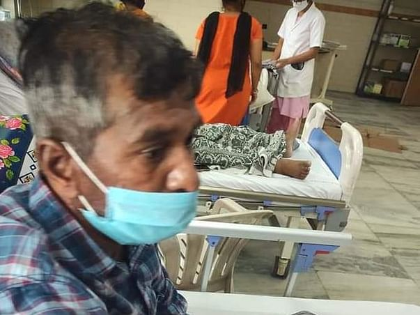 Support For Katkuri.Venkatesh To Recover From Cystic In Brain