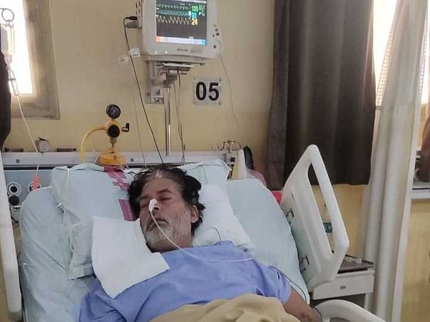 Please Help My Brother (Father of 2 Kids) Fight Brain Hemorrhage.