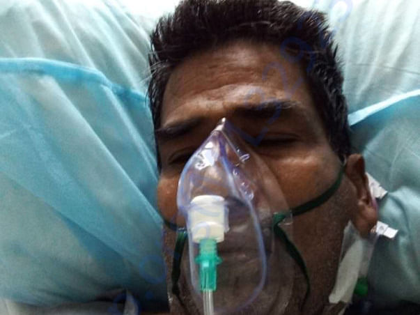 Help My Father Raghupathi Reddy To Fight With BlackFungus & Bronchitis