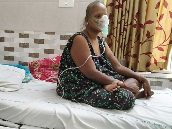 Support G.Diptimayee Mohapatra Recover From Ovarian Cancer