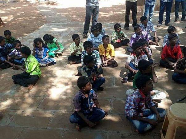 Vallalar illam orphanage fighting covid crisis