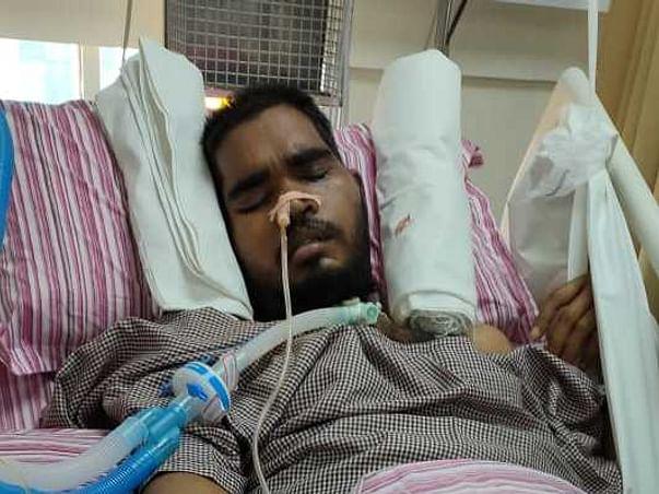 Help My Brother In-law Prasanta Kumar Sahoo
