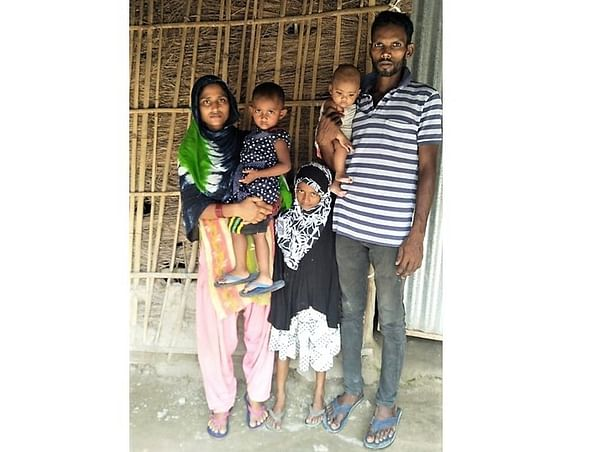 Help Sajid, Covid And Cyclone Affected Family