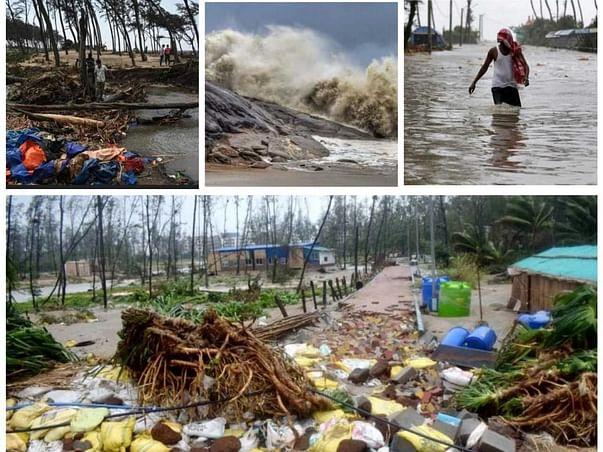 Relief For YAAS Disaster - Jonaki