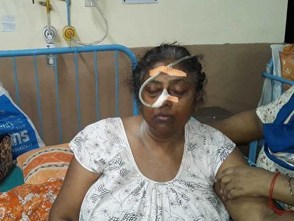Support Sarmistha Dutta Recover From Cerebral Attack