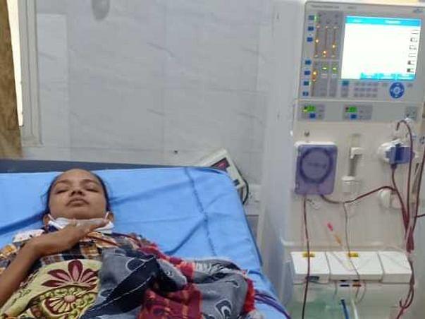 Help sunitha for kidney Transplantation