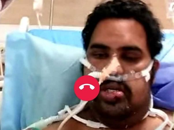 Support Seenivasan Chinnathambi Recover From Lung Infection Due To Covid