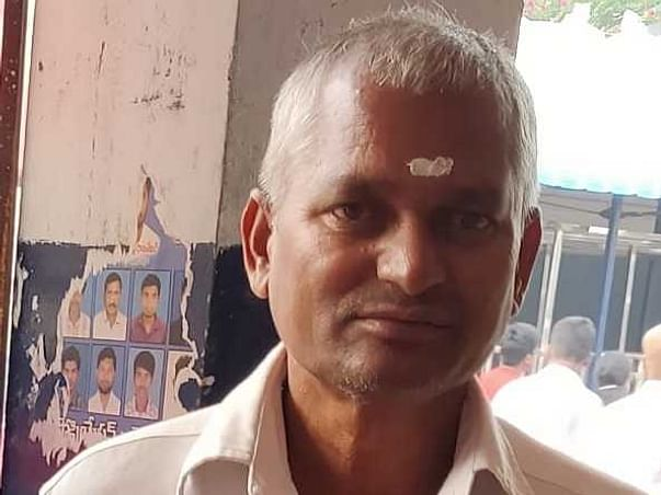50 years old Mr.Jethram needs your help fight COVID