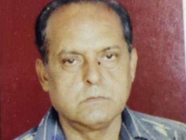 62 Years Old Rajesh Tejwani Needs Your Help Fight Brain Stroke