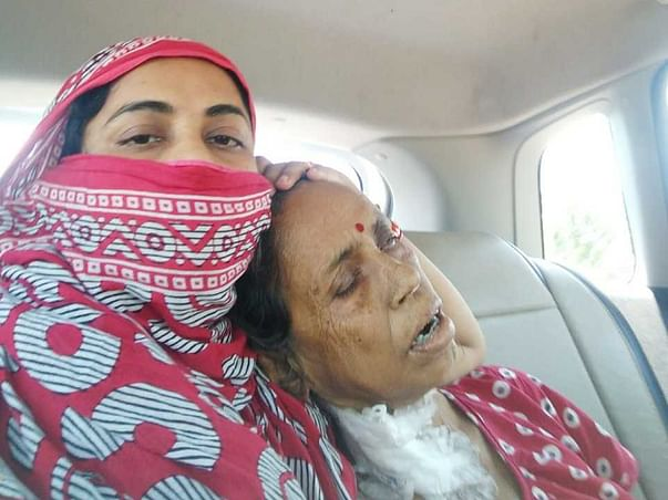 68 Years Old Basanti Samal Needs Your Help Recover Lung Infection & Chronic Kidney Disease.