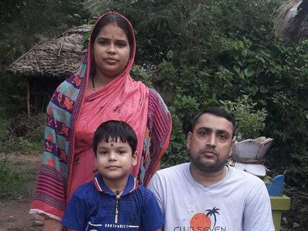 36 Years Old Harekrushna Panda Needs Your Help Recover Traumatic Paraplegia (Spinal Cord Injury).