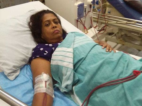 Help My Mother Recover Chronic Kidney Disease.