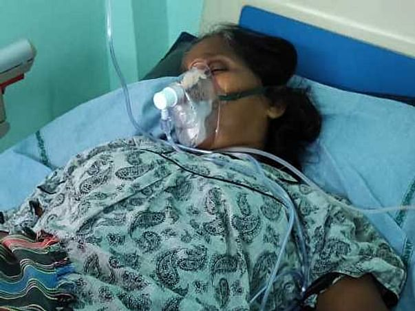 Support Cheripally Laxmi To Recover From Brain Stroke, Paralysis