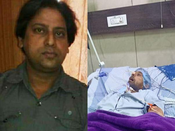 45 years old Sanjay sharma needs your help fight Kidney failure