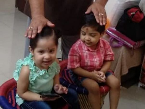 Husband Died In Pandemic, Need Support For Small Children