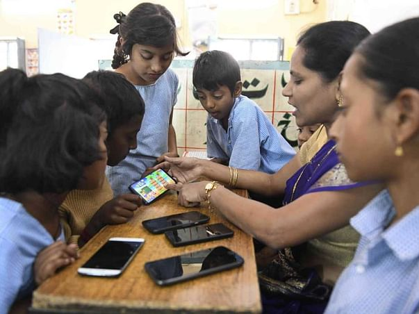 Donate for Education Equity via Digital Devices (DEED)
