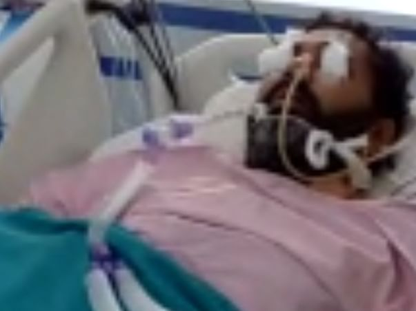 Save Chetan From Lung Damage Due To COVID-19