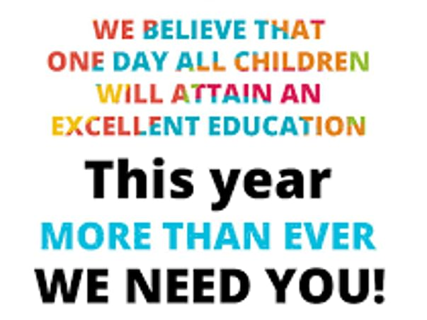 Support For Education Of Underprivileged Kids