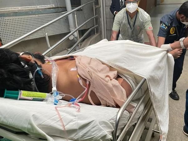 Mr. Anand Met With Road Accident With Multiple Injury Please Help