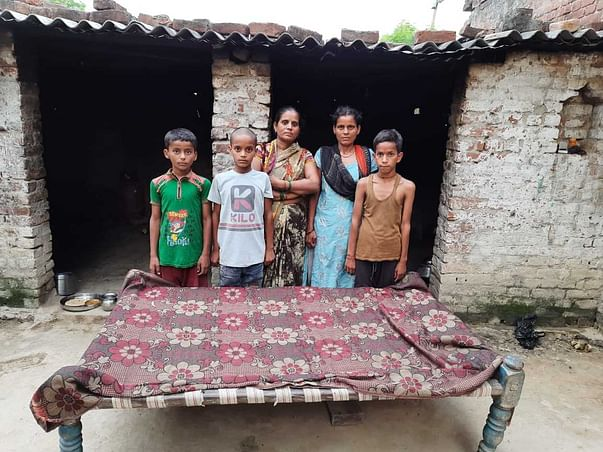 Gayatri Is Fighting Alone-life Didn't Have Mercy: Let's Help Family