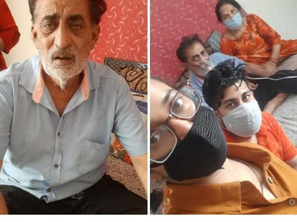 Support Satyanarayana Bhatt's Family