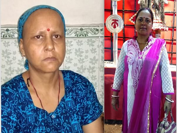 Please help fatherless Dhritiman to fight liver cancer of his mother