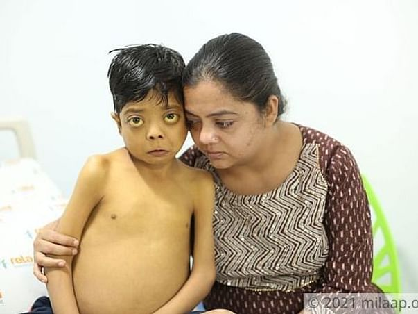 Help my son to recover from Liver Problem