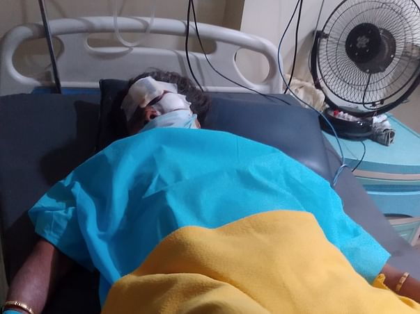 Please Help My Mother From Seviour Head Injury and Leg Facture..