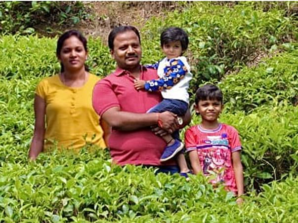 Support Shwetha To Educate Her Kids (Lost Husband Due To Covid)