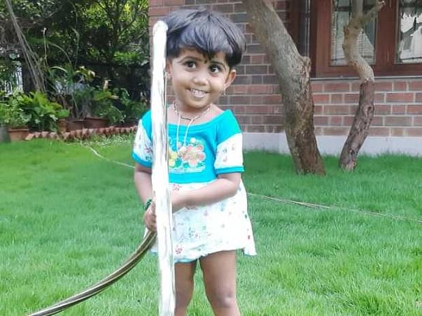 3 Years Old Thansika Needs Your Help Fight Spinal Muscular Atrophy