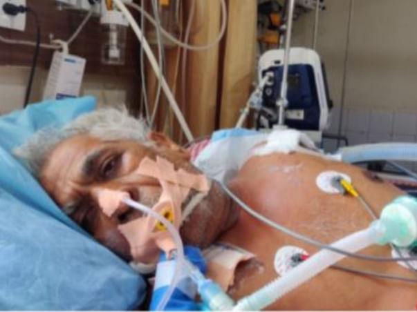 Help Pravin Raise Funds For His Father Umashankar Thakur's Treatment