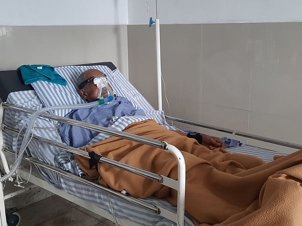 Support My Father To Recover From Pneumonia