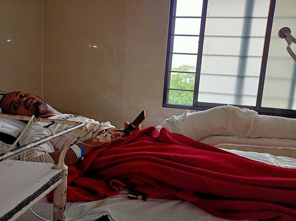 Support Sonal Recover from Accidental Injuries